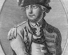 Charles Lee – Continental Army Officer – Virginia