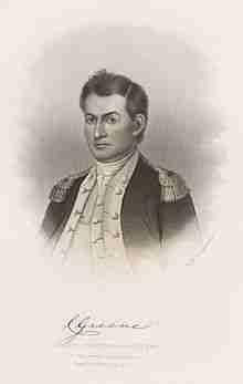 Christopher Greene – Continental Army Officer – Rhode Island