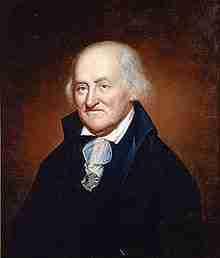 Christopher Gadsden – Continental Congressman – South Carolina