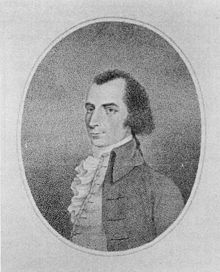 Charles McKnight – Continental Army Staff Officer