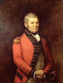 John Graves Simcoe – British Military Personnel