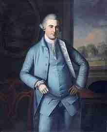 Lambert Cadwalader – Continental Army Officer – Pennsylvania