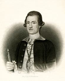 William Douglas – Continental Army Officer - Connecticut