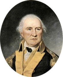 Daniel Morgan – Continental Army Officer – Virginia