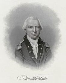 Daniel Brodhead IV – Continental Army Officer – Pennsylvania