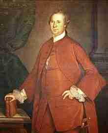 Daniel of St. Thomas Jenifer – Continental Congressman – Maryland