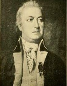 David Forman – Continental Army Officer – New Jersey