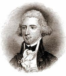 Ebenezer Denny – Continental Army Officer – Pennsylvania