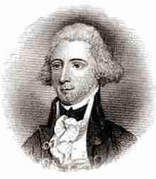 Ebenezer Denny – Continental Army Officer – Pennsylvania