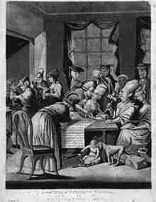 Edenton Tea Party – Women in the American Revolution