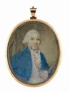 Edmund Affleck of the British Royal Navy
