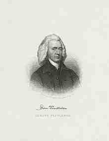 Edmund Pendleton – Continental Congressman – Virginia
