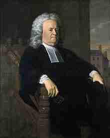 Edward Holyoke – Clergy