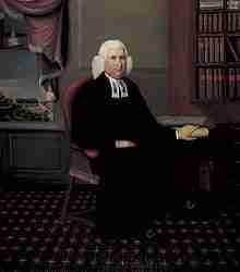 Eleazar Wheelock – Clergy