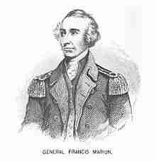 Francis Marion – American Militia General