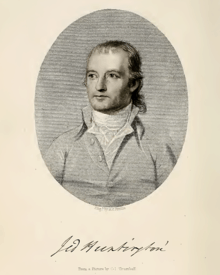 Jedediah Huntington – Continental Army General