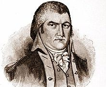 Moses Cleaveland – Continental Army Officer - Connecticut