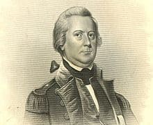 William Irvine – Continental Army Officer – Pennsylvania