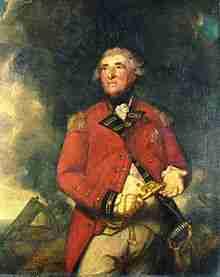 George Augustus Eliott, 1st Baron Heathfield – British Military Personnel