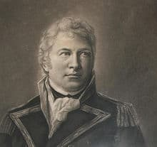 George Duff of the British Royal Navy