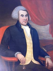 George Partridge – Continental Congressman – Massachusetts