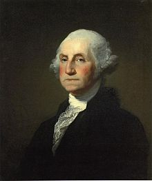 George Washington – Continental Congressman – Virginia