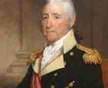 John Brooks – Continental Army Officer – Massachusetts