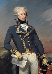 Gilbert du Motier, Marquis de Lafayette – Continental Army General