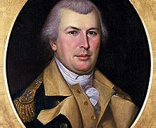 Nathanael Greene – Continental Army Officer – Rhode Island