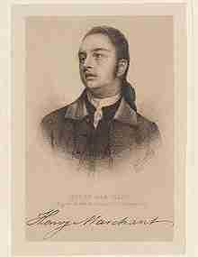 Henry Marchant – Continental Congressman – Rhode Island
