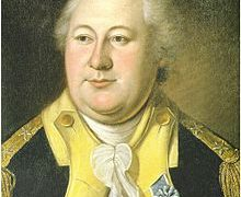 Henry Knox – Continental Army Officer – Massachusetts