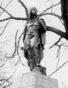Captain Pipe – Native American