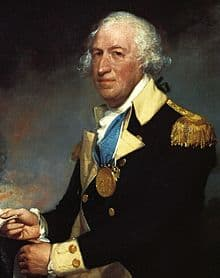 Horatio Gates – Continental Army Officer – Virginia