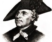 Isaac Huger – Continental Army General