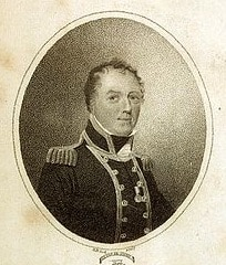 James Athol Wood of the British Royal Navy