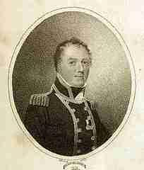 James Athol Wood of the British Royal Navy