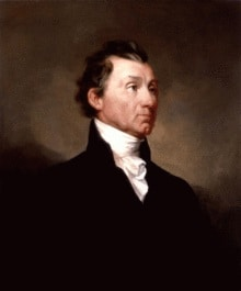 James Monroe – Continental Congressman – Virginia
