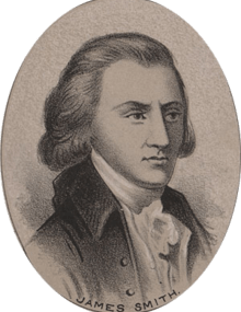 James Smith – Continental Congressman – Pennsylvania