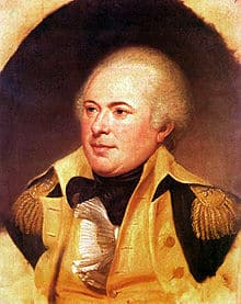 James Wilkinson – Continental Army Staff Officer