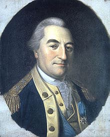 Johann de Kalb – Continental Army General