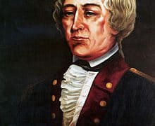 John Doughty – Continental Army Officer – New Jersey