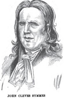 John Cleves Symmes – Continental Congressman – New Jersey