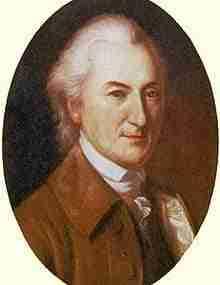 John Dickinson – American Militia General