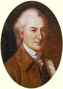John Dickinson – Continental Congressman – Delaware