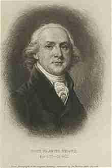 John Francis Mercer – Continental Army Officer – Virginia