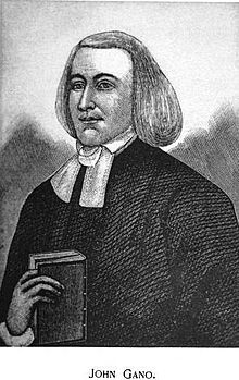 John Gano – Clergy