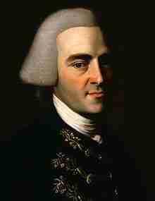 John Hancock – American Militia General