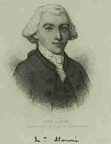John Harvie – Continental Congressman – Virginia