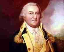 John Hoskins Stone – Continental Army Officer – Maryland