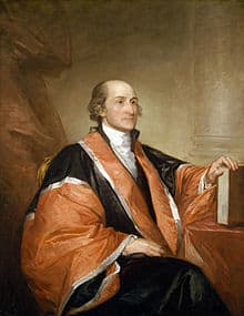 John Jay – Continental Congressman – New York
